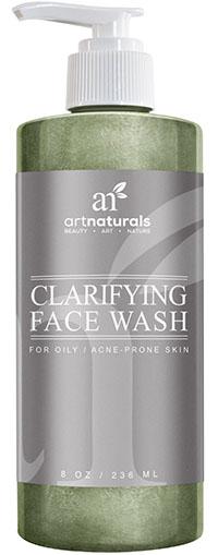 1. Clarifying Acne Face Wash
