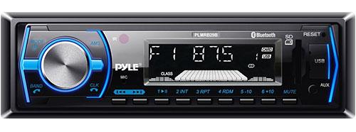 4. Pyle Wireless Bluetooth Radio Receiver