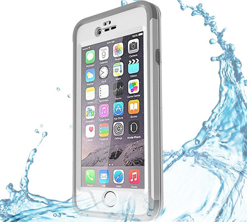 2. FAVOLCANO Fully Sealed Waterproof Protective Case