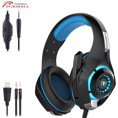 1. Newest headset 3.5mm Gaming Headset