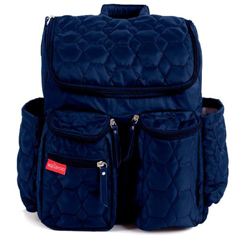 6. Wallaroo Diaper Bag Backpack