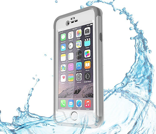 2. Waterproof Protective Case for iPhone 6 6s