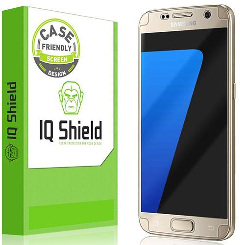 4. Galaxy S7 Screen Protector, IQ Shield