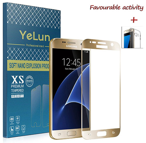 7. Tempered Glass Screen Protector