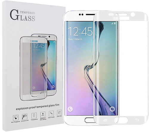 5. Screen Protector Tempered Glass 3D