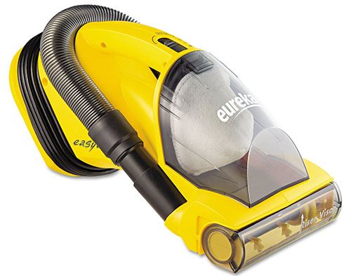 6. Corded Hand-Held Vacuum