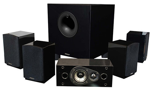 2. Energy 5.1 Take Classic Home Theater System