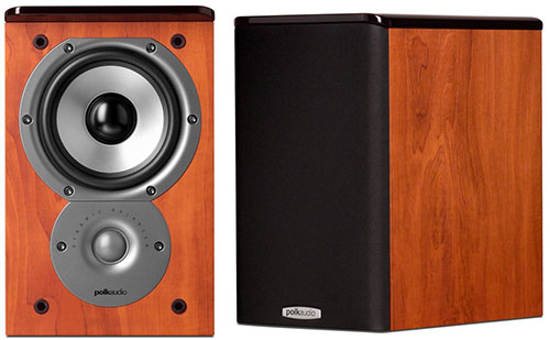 6. TSi100 Bookshelf Speakers