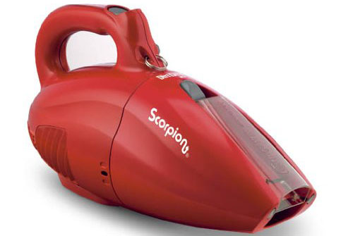 2. Corded Bagless Handheld Vacuum