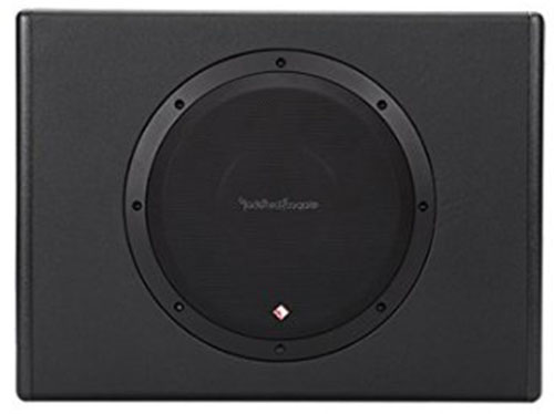 5. Rockford Fosgate Loaded 10-Inch Subwoofer