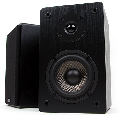 1. Micca MB42 Bookshelf Speakers