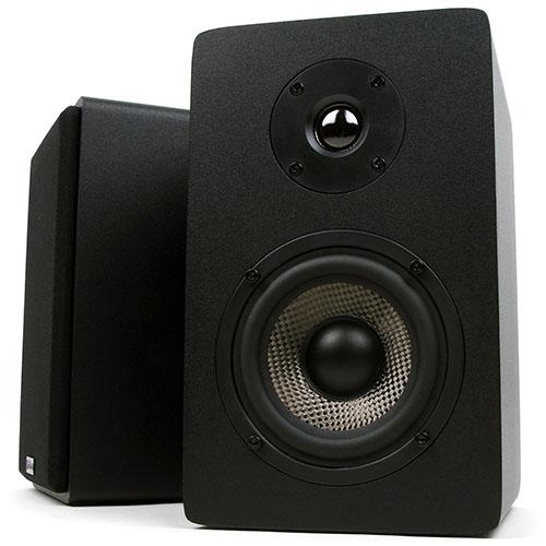 2. Micca MB42X Bookshelf Speakers
