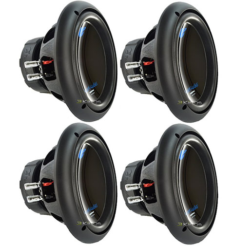 2. PLANET AUDIO Power Car Audio Subwoofers