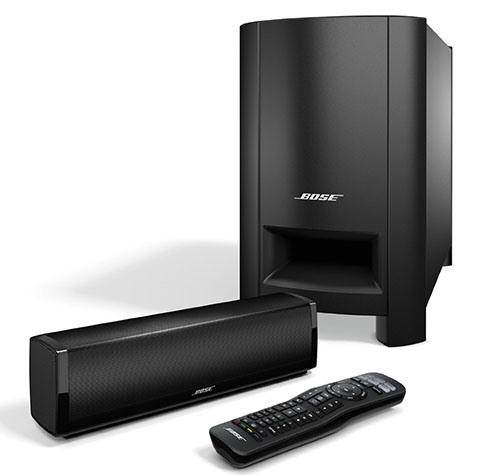 3. Bose CineMate 15 Home Theater Speaker System