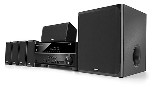 5. Yamaha 5.1-Channel Home Theater System