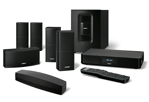 4. Bose SoundTouch 520 Home Theater System
