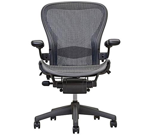 7. Herman Miller Aeron Chair